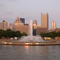 Pittsburgh Fountain